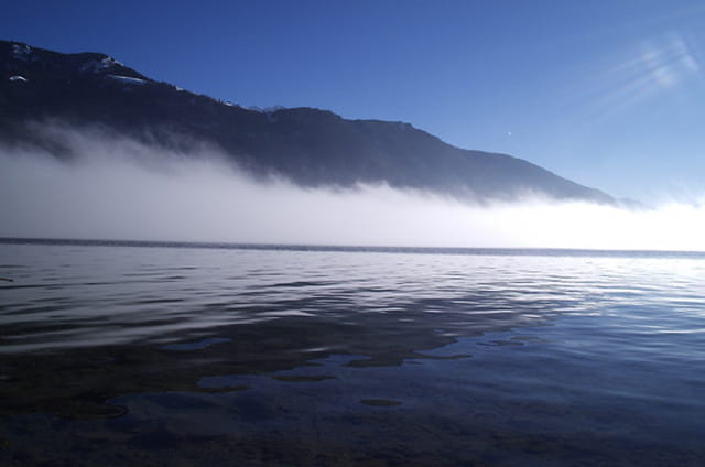 Lac Annecy Matin tranquille
