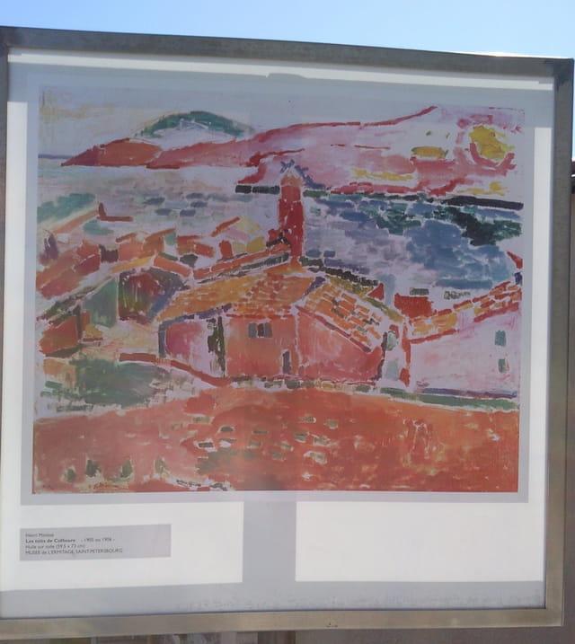 Matisse et Collioure