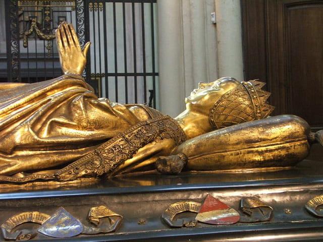 Mausolée de Marie de Bourgogne