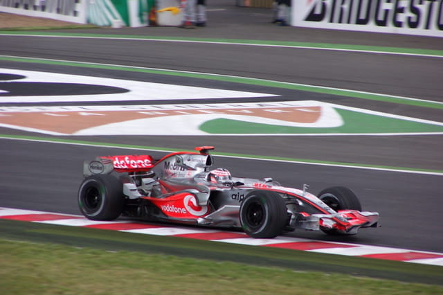 Mc Laren France F1 2007