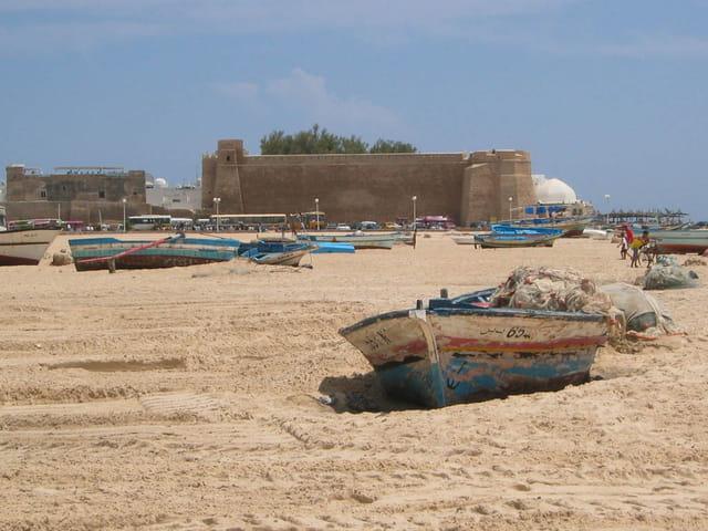 Médina de Hammamet