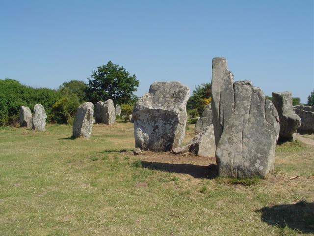 Mégalithes bretons
