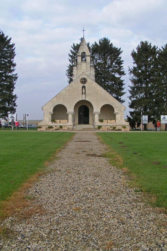 Mémorial de Cerny en Laonnois