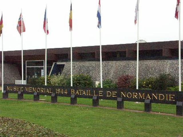 Memorial de la bataille 1944