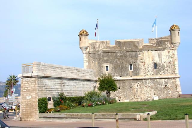 Menton, le bastion