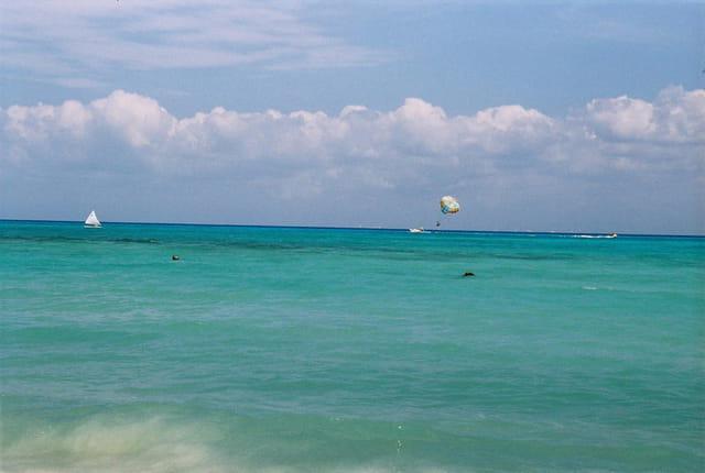 Mer des Caraibes