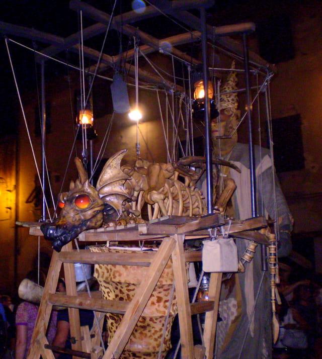 Mercantia, le festival de théâtre de rue à Certaldo