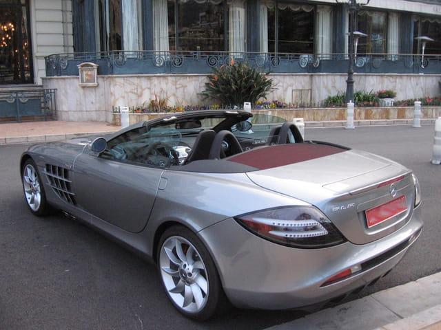 Mercedes-Benz SLR MacLaren Roadster