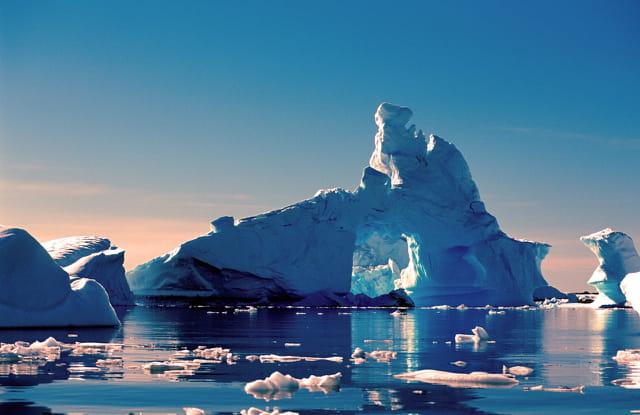 Merveilles de glace