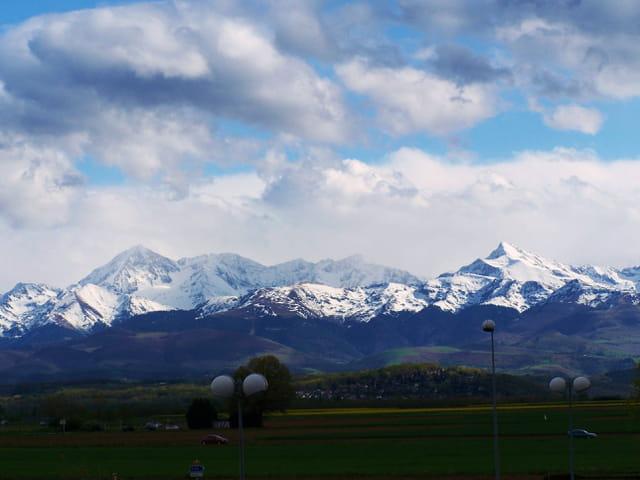 Mes belles Pyrénées.