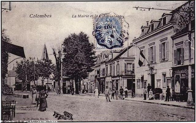 Mes cartes postales anciennes