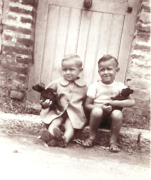 Mes deux petits frères