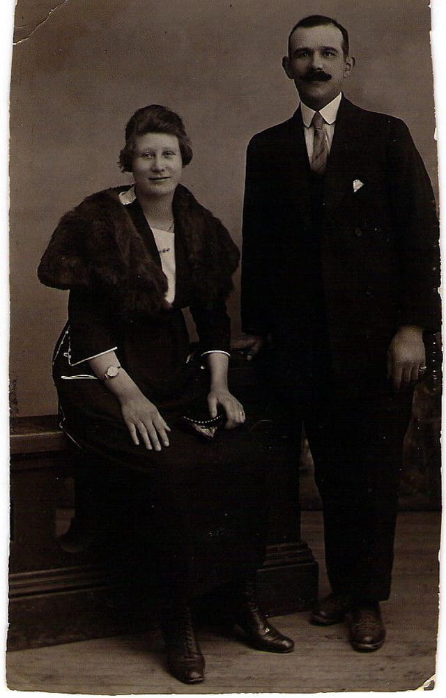 Mes grands-parents maternel