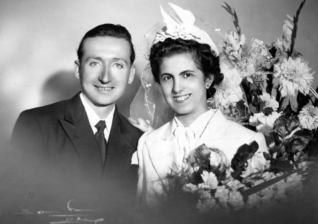 Mes grands parents maternels