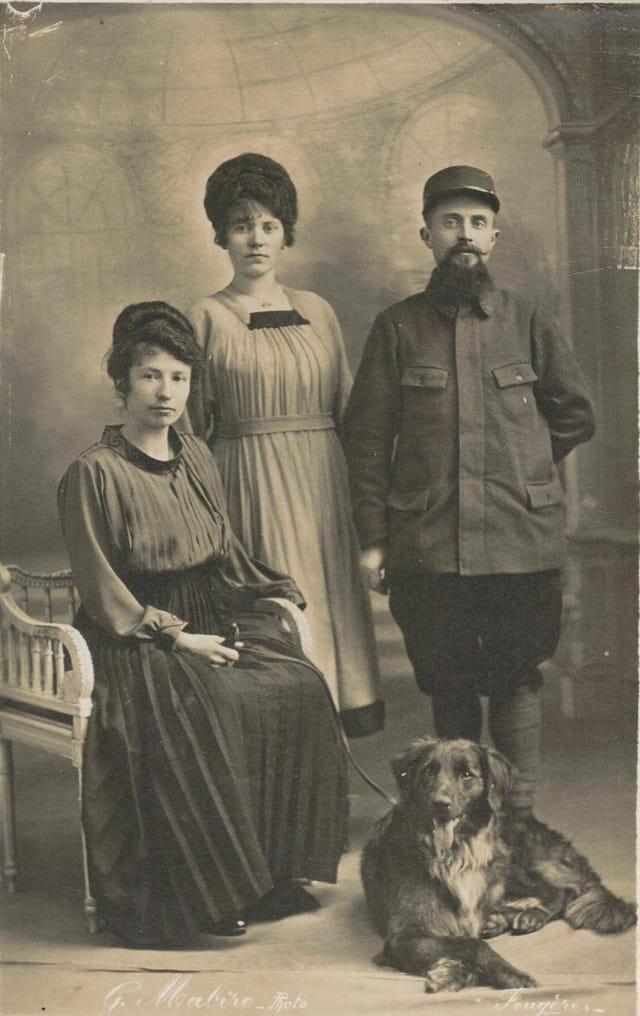 Mes oncle et tantes-1920