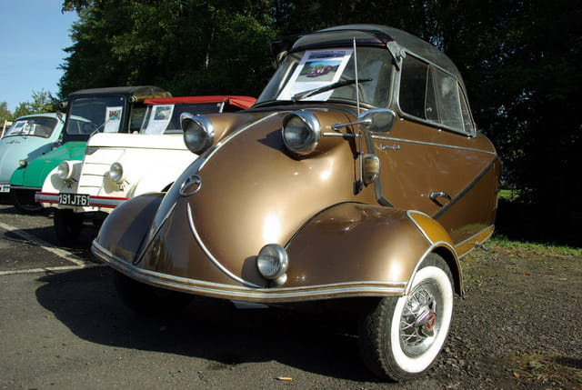 Messerschmitt de 1955