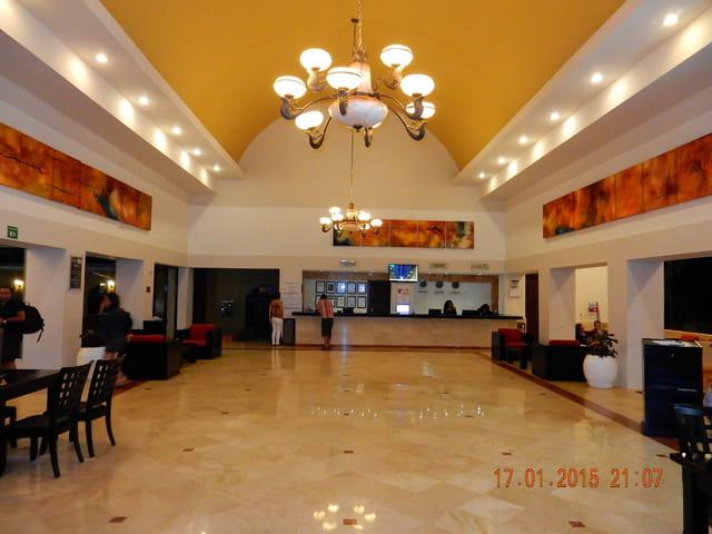 MEXIQUE Riviera Maya, hotel Aztéca