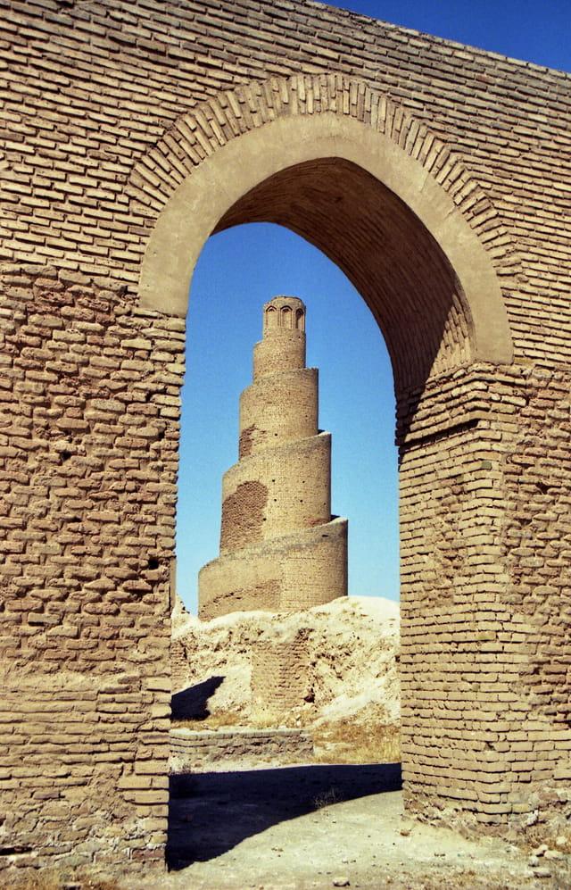 Minaret à Samarra