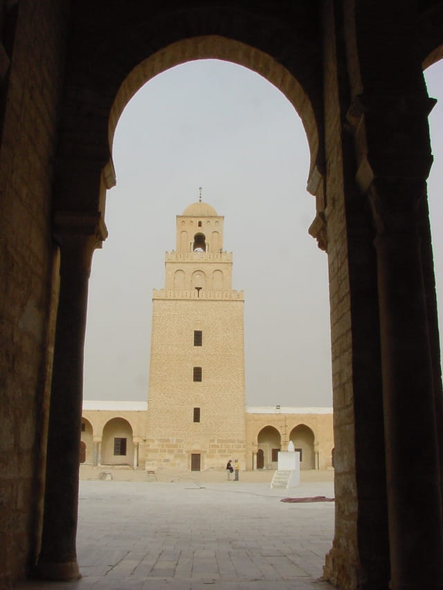 Minaret de la grande Mosquée