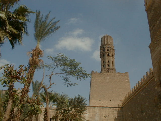 Minaret de la moquée el hakim