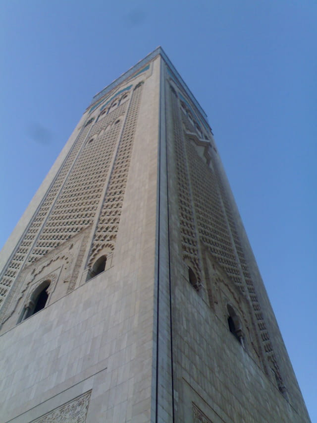 Minaret Mosquée Hassan