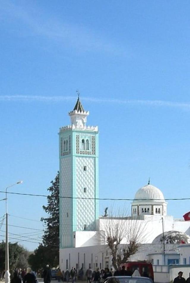 Minaret sidi bouthnia