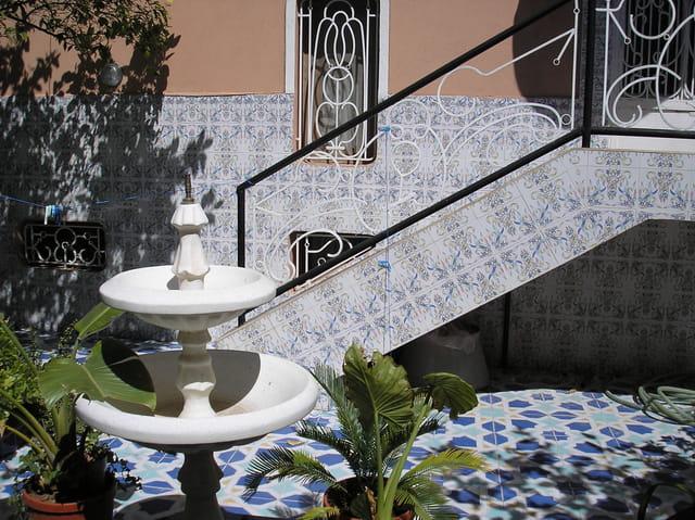 Mini riad à marrakech