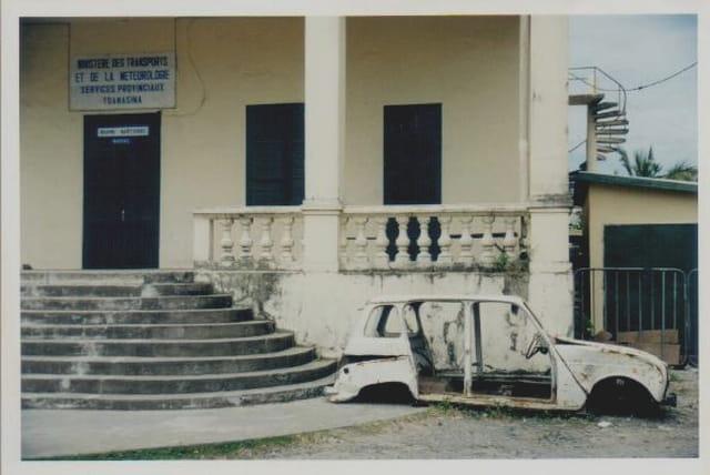 Ministère des transports