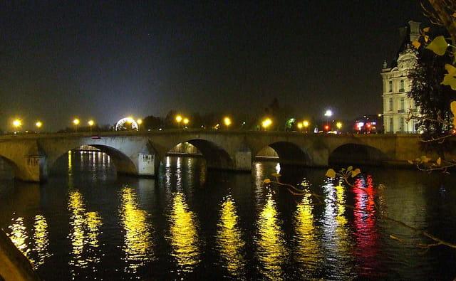 Minuit, Paris