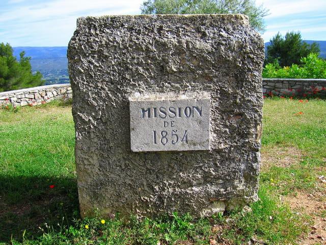 Mission de 1854