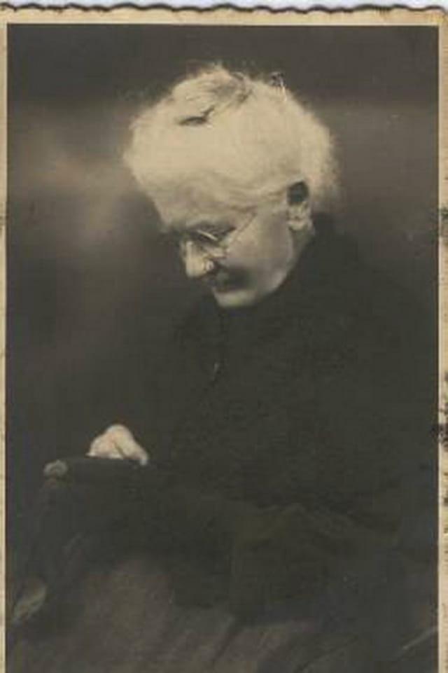 Mon arrière grand-mère