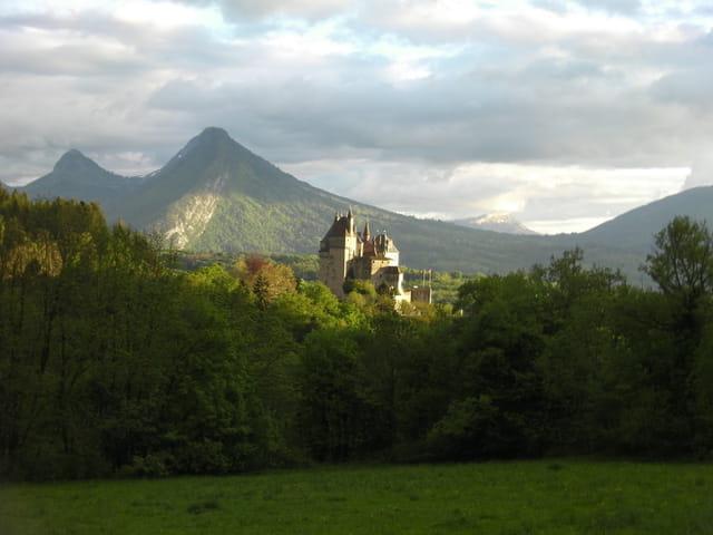mon beau chateau
