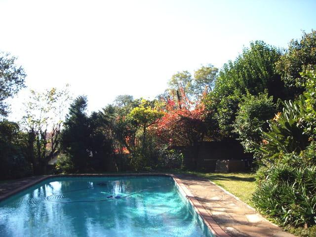 Mon beau jardin d'automne
