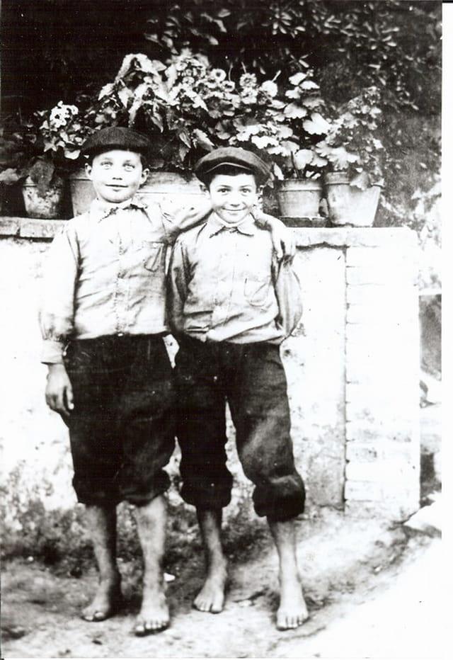 Mon grand-père et son frère