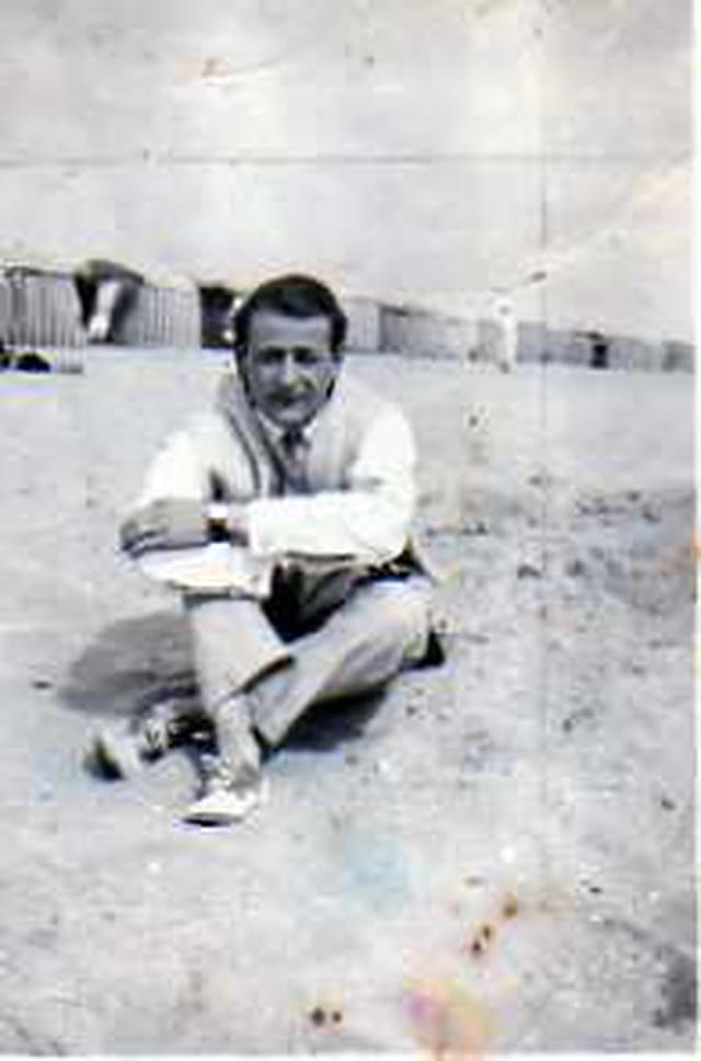 Mon oncle à la plage