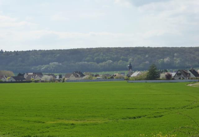 Mon village de Normandie