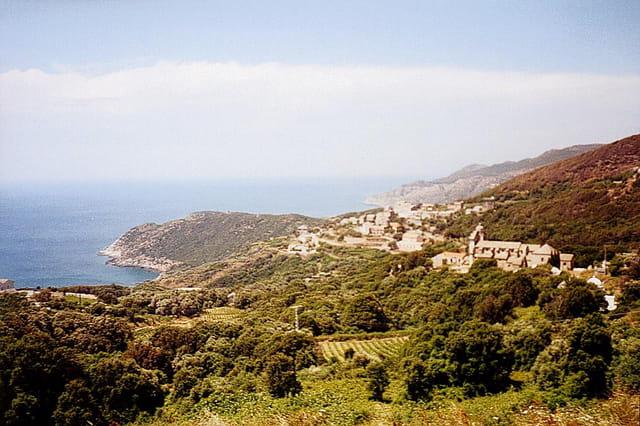 Mon village Morsiglia