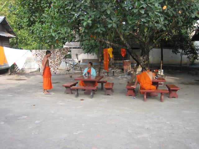 Mon voyage au laos