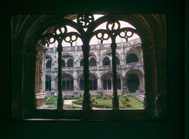Monastère de Jéronimo