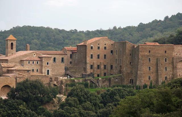 Monastere de la Vergne