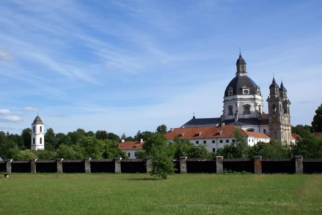 Monastère de Pazaislis