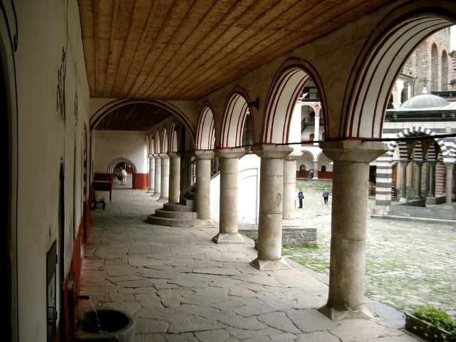 Monastère rila