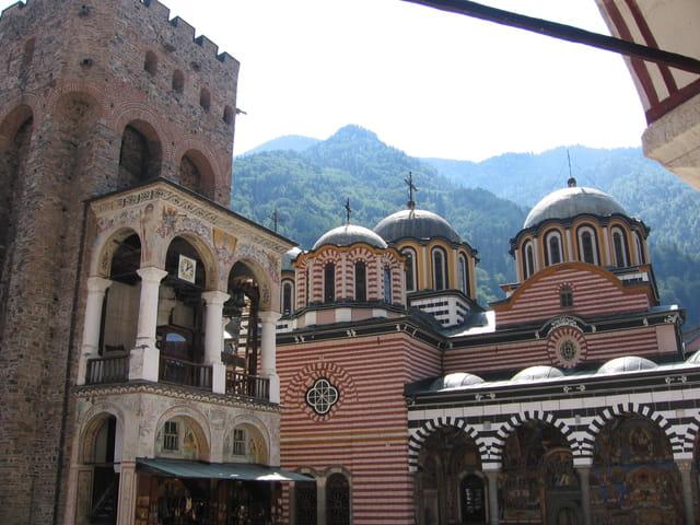 Monastère Rilski