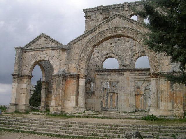 Monastère Saint Simon