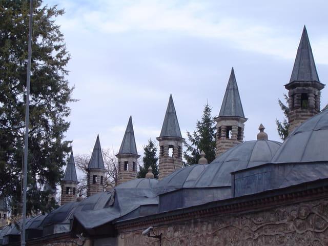 Monastère des derviches tourneurs