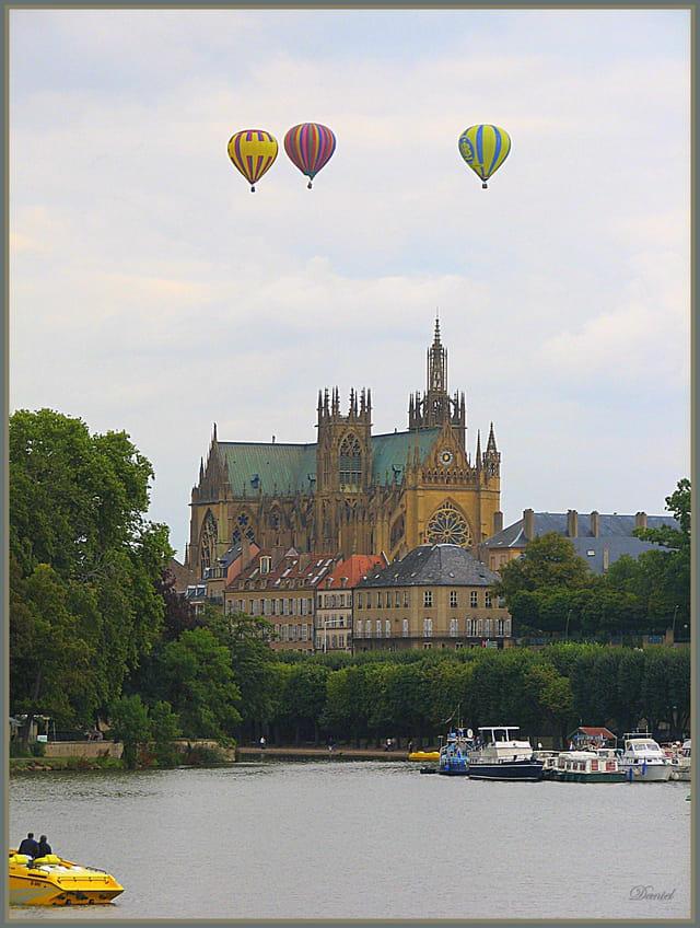 Mongolfiade de Metz