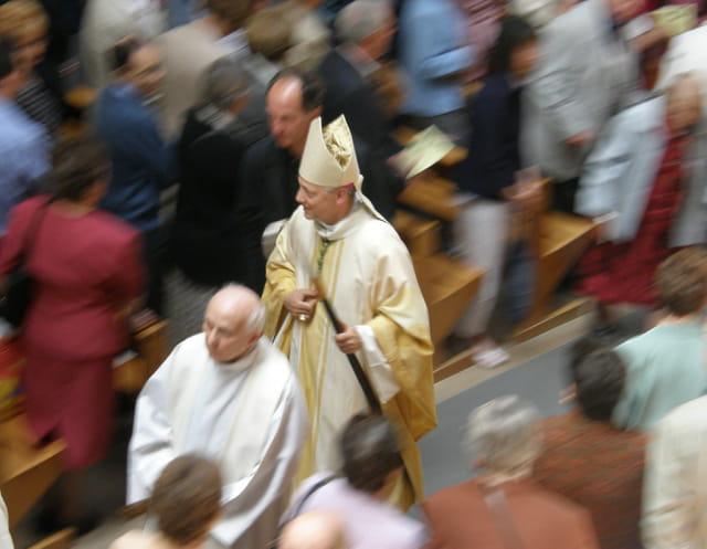Monseigneur Eric Aumonier