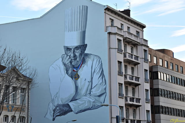 Monsieur Paul Bocuse