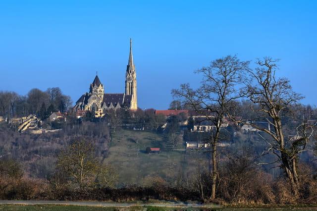 Mont Notre Dame