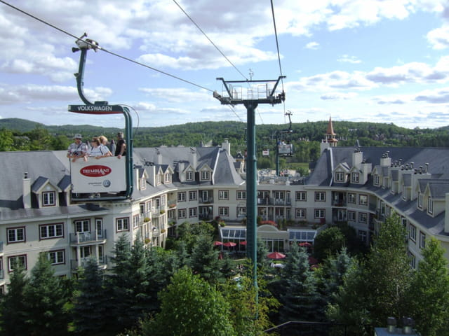 Mont Tremblant, Québec
